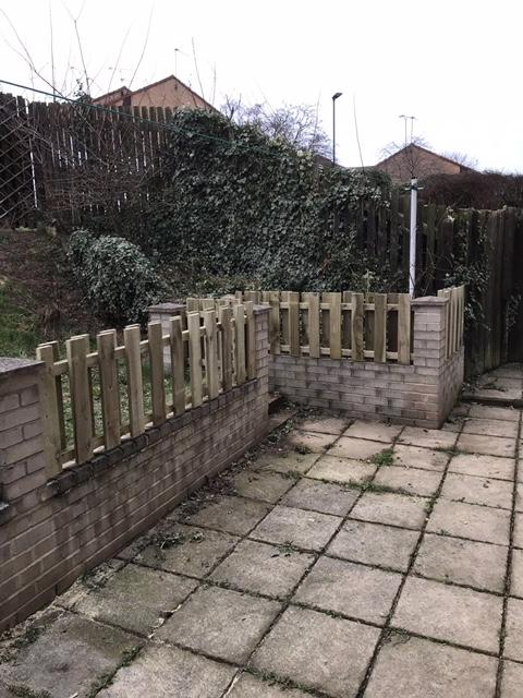 Fencing - Property Maintenance