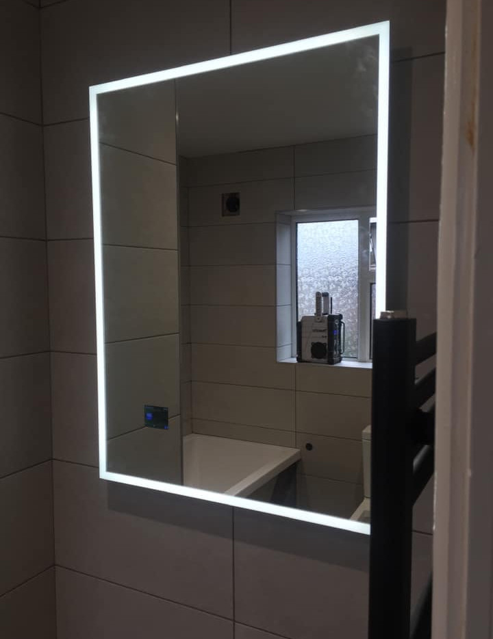 Illuminated Mirror
