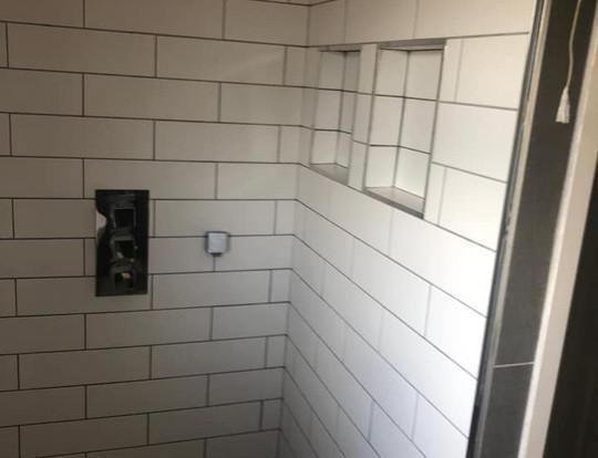 Bathroom refurbish