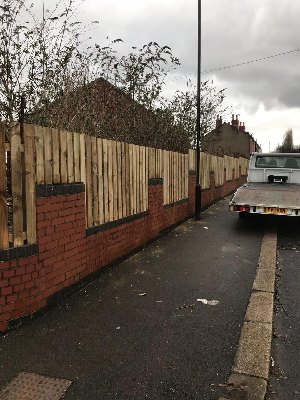 Fencing - Property Maintenance