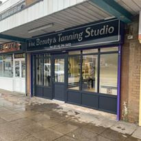 Shop front refurbishment