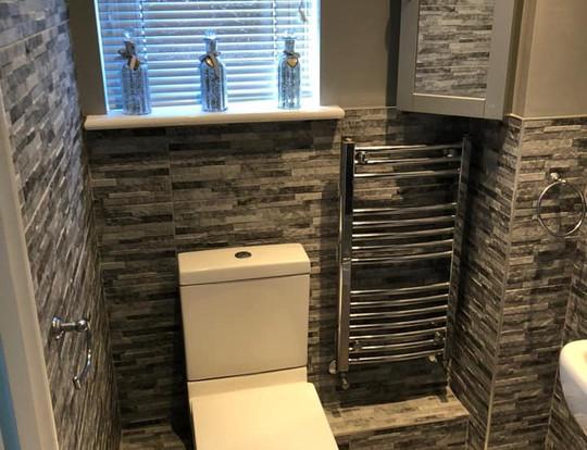 Bathroom Refurshment