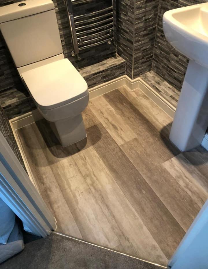 Modern WC