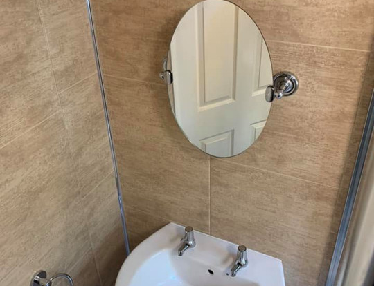 Basin and Mirror feature