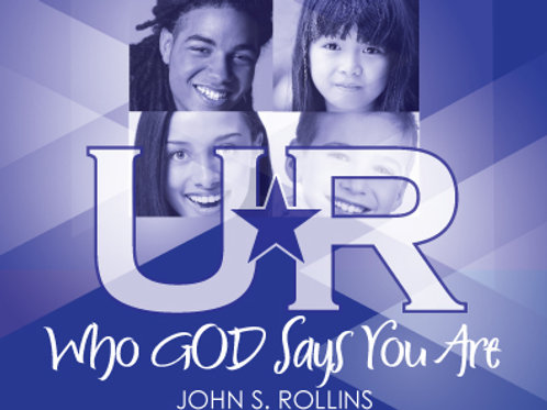 U*R Who God Says You Are - God Says You Are Important Paperback