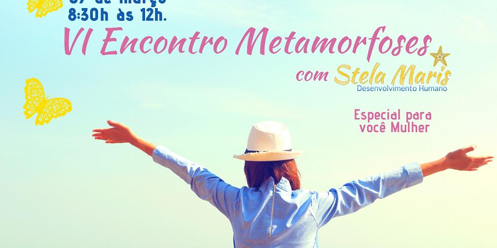 Metamorfoses, um Encontro com Você