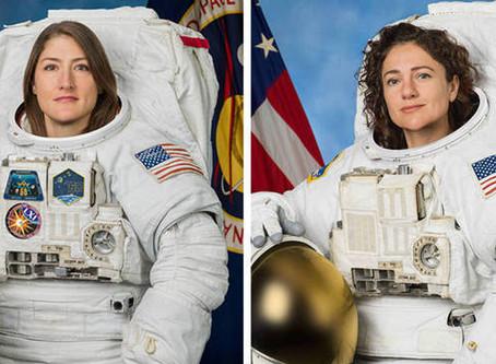 """As mulheres e seus """"espaços"""" - que relação pode existir entre as mulheres no espaço e as m"""