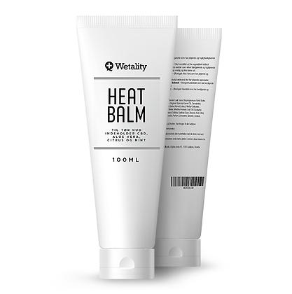 Wetality Heat balm 100 ml