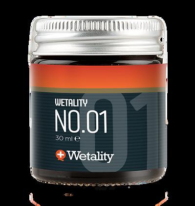 WETALITY NO.01 SALVE MED 1% CBD