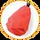 Thumbnail: Ruffwear Huck a cone Rød