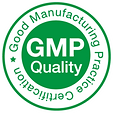 Certifikat for good-manufacturing-practices- GMP Quality