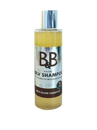 B&B Sølvshampoo 250 ml