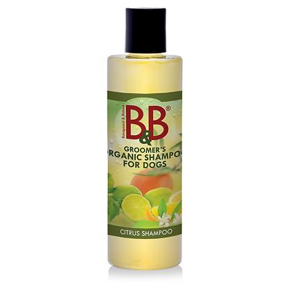B&B Citrus shampoo 250ml