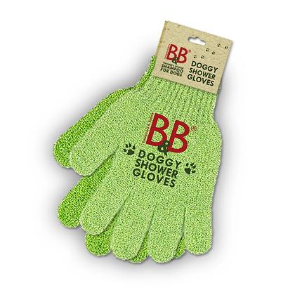 B&B Vaskehandsker Grøn