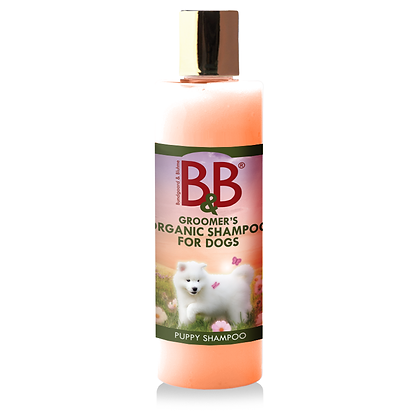 B&B Puppy shampoo 250ml
