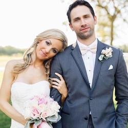 Nicole and Tom_Wedding day_Florida
