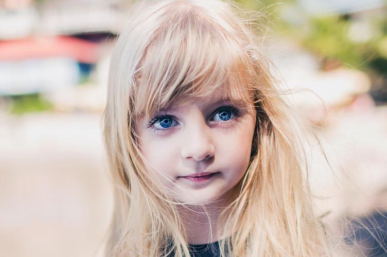 Gabi Friche | Retrato Kids
