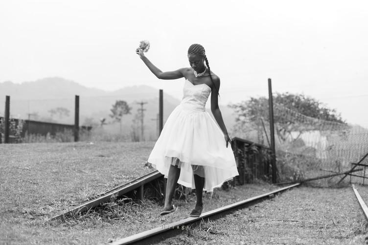 Ensaio de Casamento | Totalmente P&B