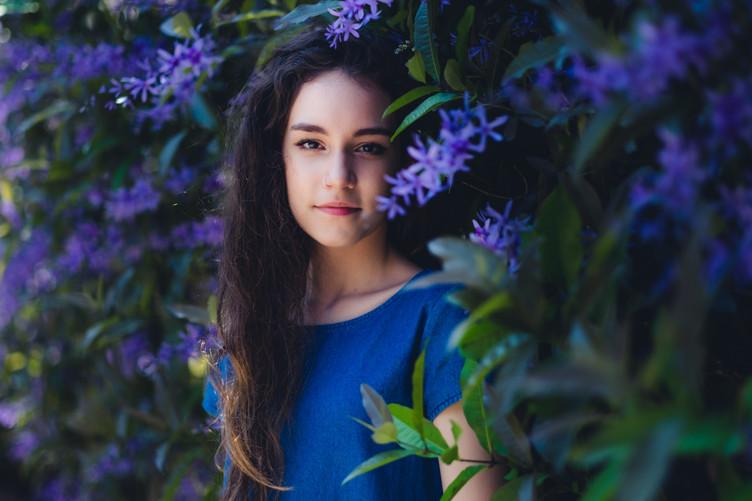Retrato | Rebeca