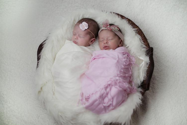Lívia e Clara | Newborn