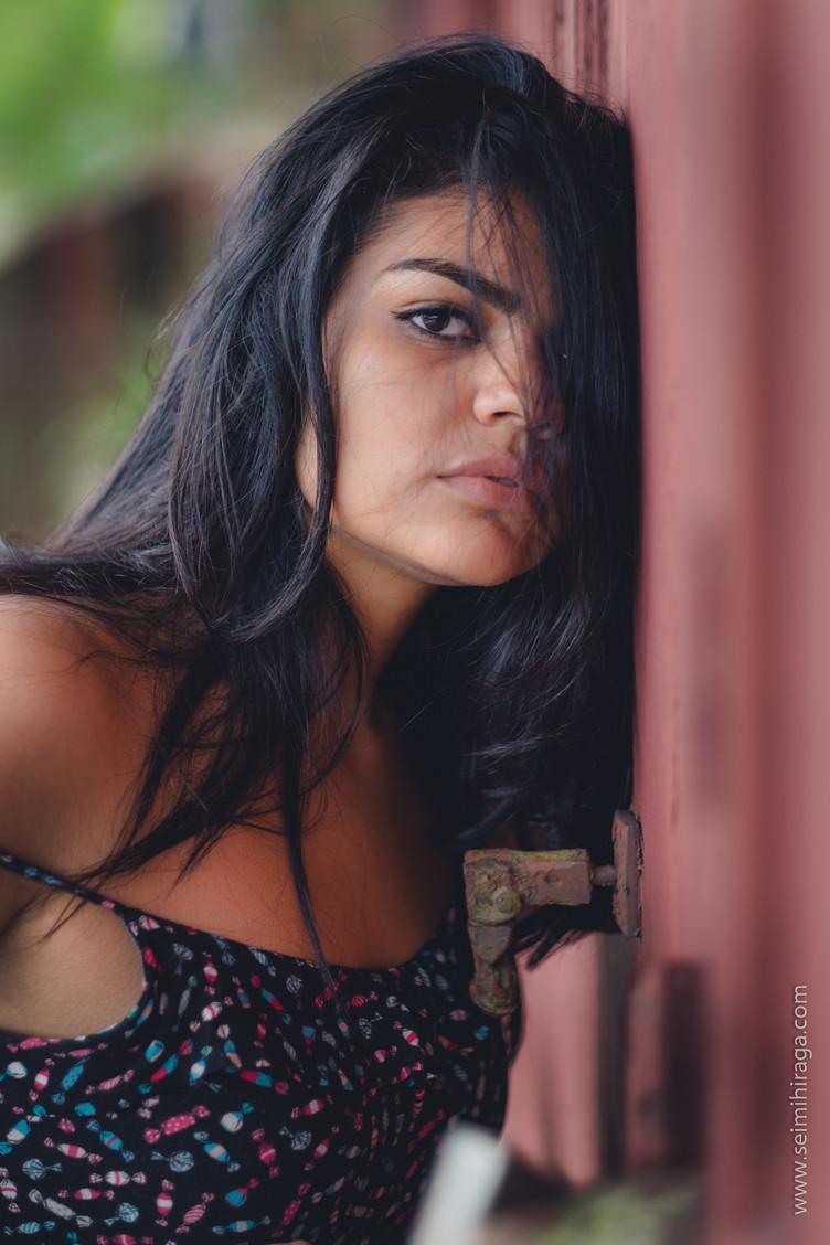 Retrato Feminino   Gleice