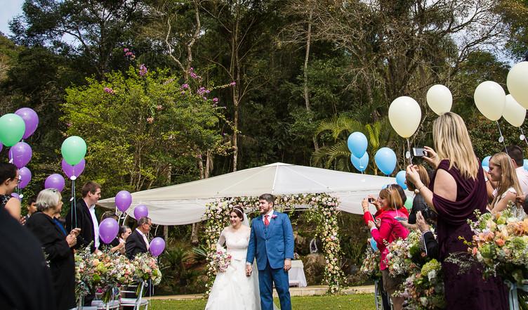Casamento | Flávia e Ivan