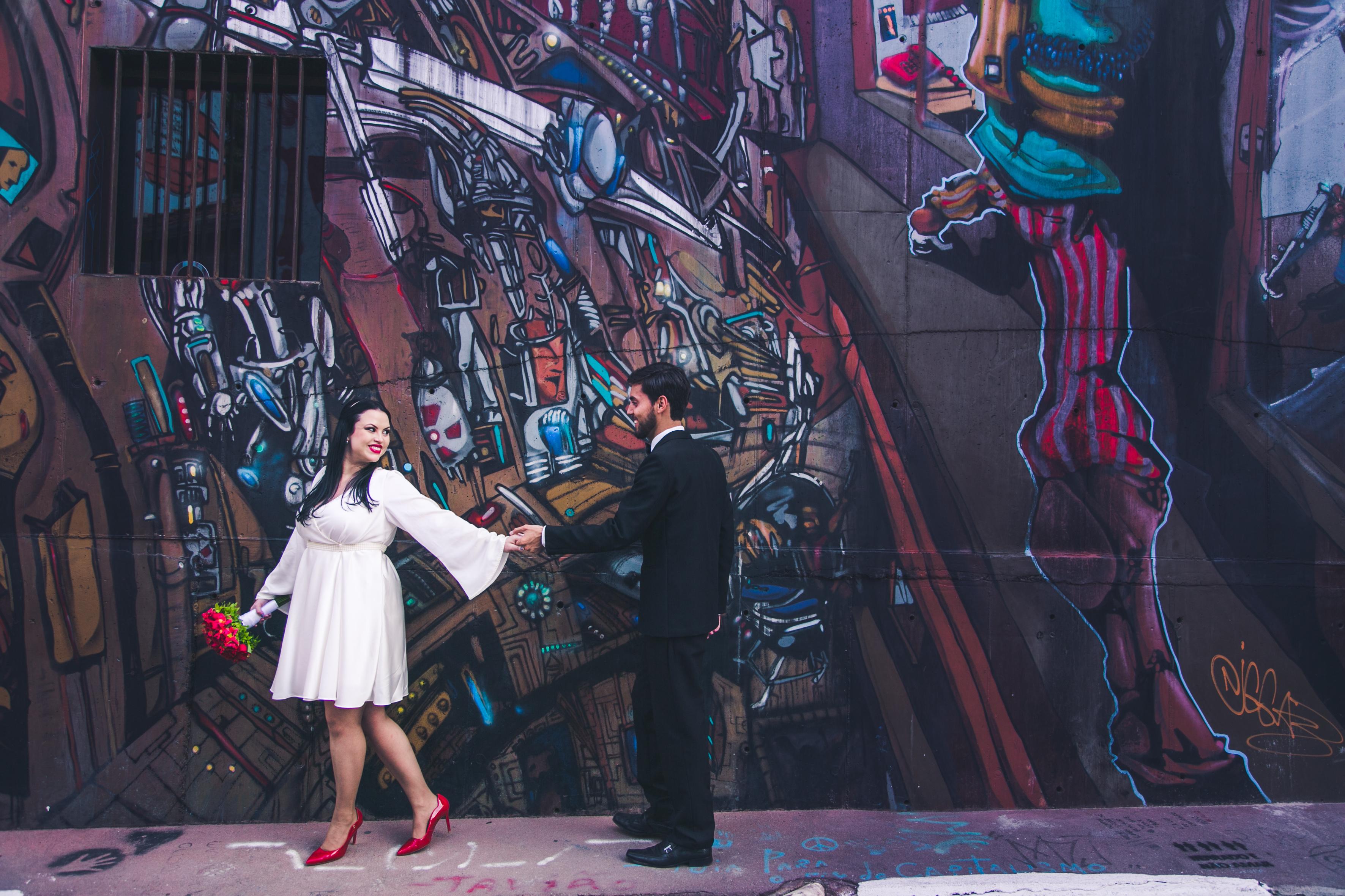 Ensaio Pré-Casamento