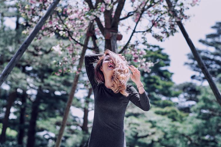 Paula Endo - Retratos
