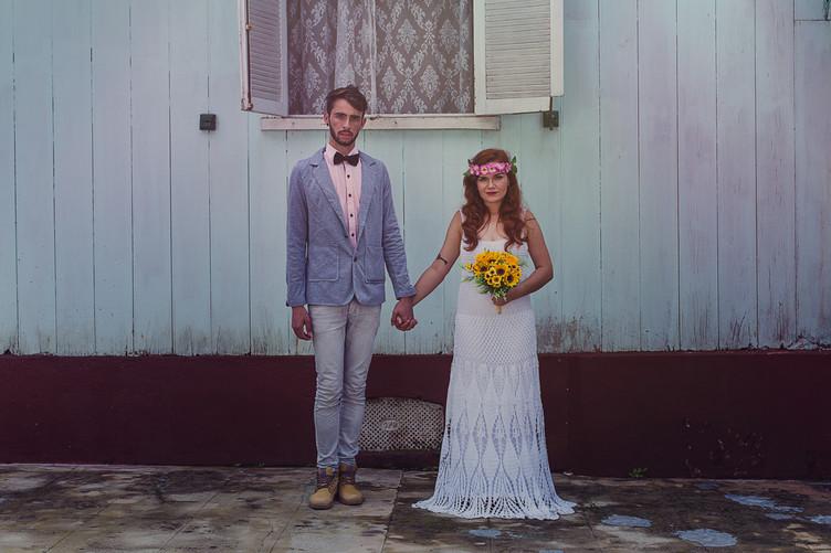 Ensaio de Casamento Inspire-se | Vintage