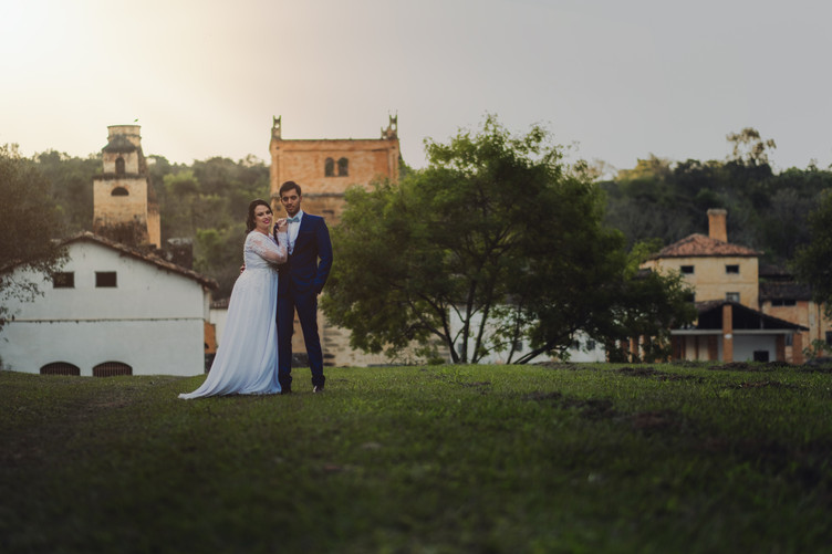 Trash the Dress - Casamento Carol & Gui