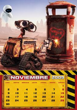 Disseny calendari