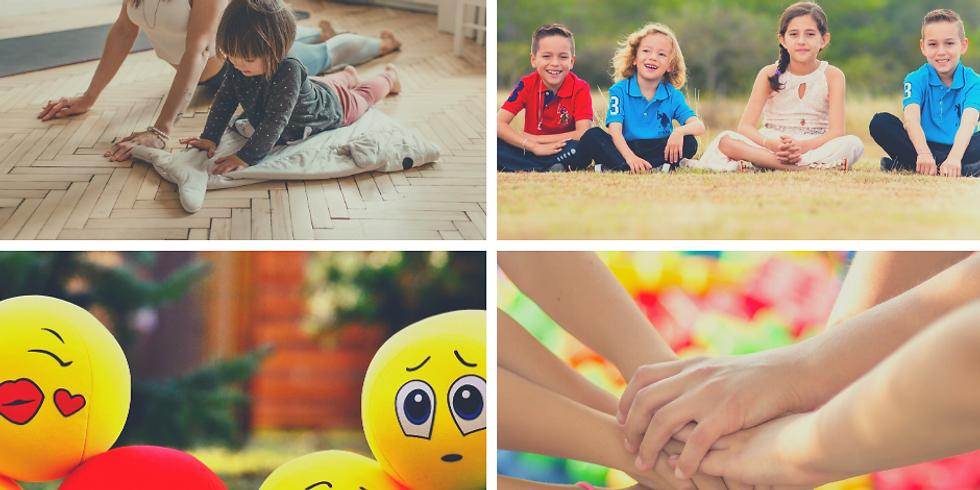 Ateliers du Mercredi - YOGA & RELAXATION - Enfants ou Enfants & Parents