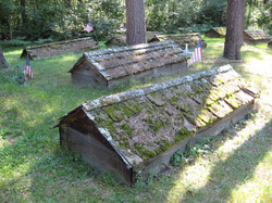 Ojibwe Spirit Houses—from Ghosts
