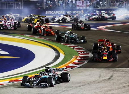 Leadership Lessons    Formula One Teams