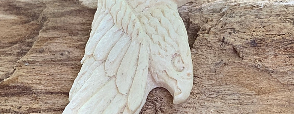 Eagle Spirit mammut Bone