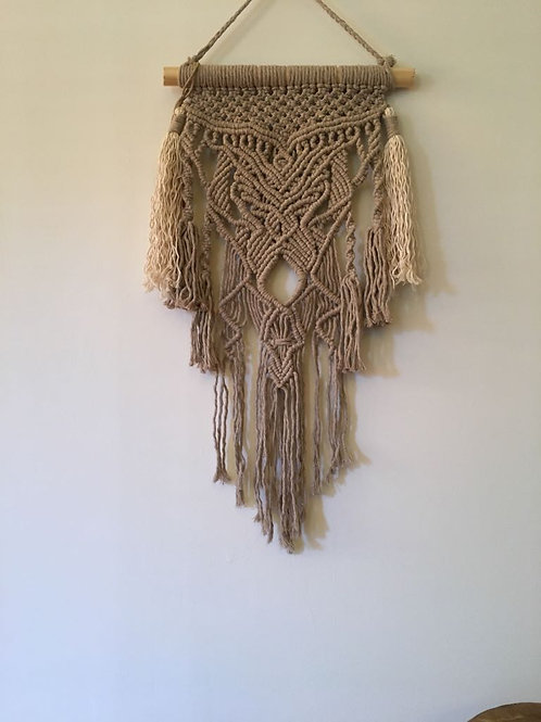 Tranquility Macrame Wallhanging