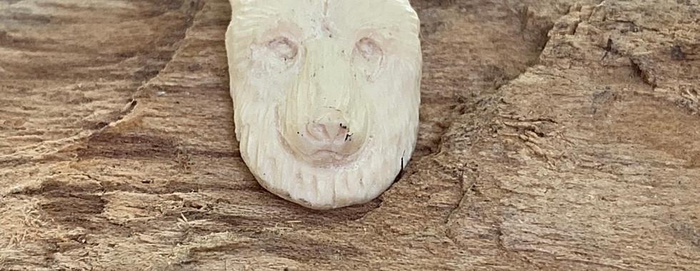 Bear Mammut Bone