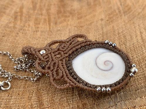 Shimai Shiva Shell Empowering Jewel