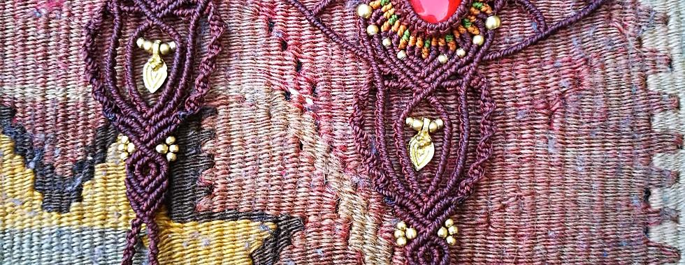 Red Jasper Foot Jewels