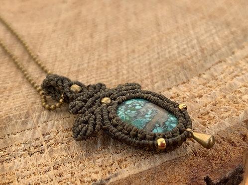 Yumemiro Turquoise Empowering Jewel