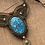 Thumbnail: Palekana Turquoise Copper Empowering Macrame Jewel