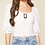Thumbnail: Lovely Buckle Top