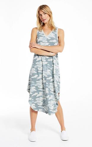 Reverie Dress Camo