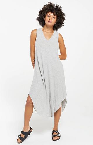 Reverie Dress Grey