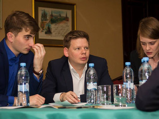 Сергей Кухаренко принял участие в V встрече Клуба Горчакова
