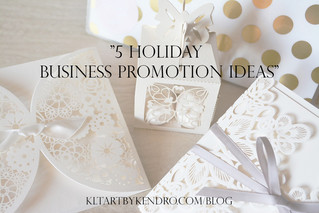 5 Holiday Business Promotion Ideas