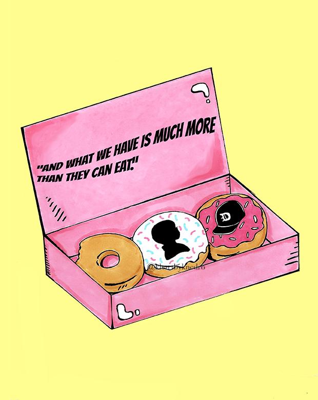 """Dilla Donuts"""