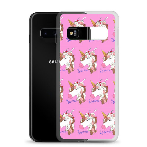 Unicone - Unicorn Ice Cream Cone Illustration Samsung Case