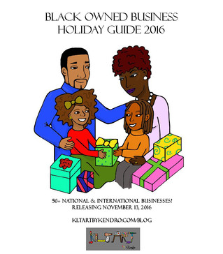 BOB Holiday Guide Releasing November 13th