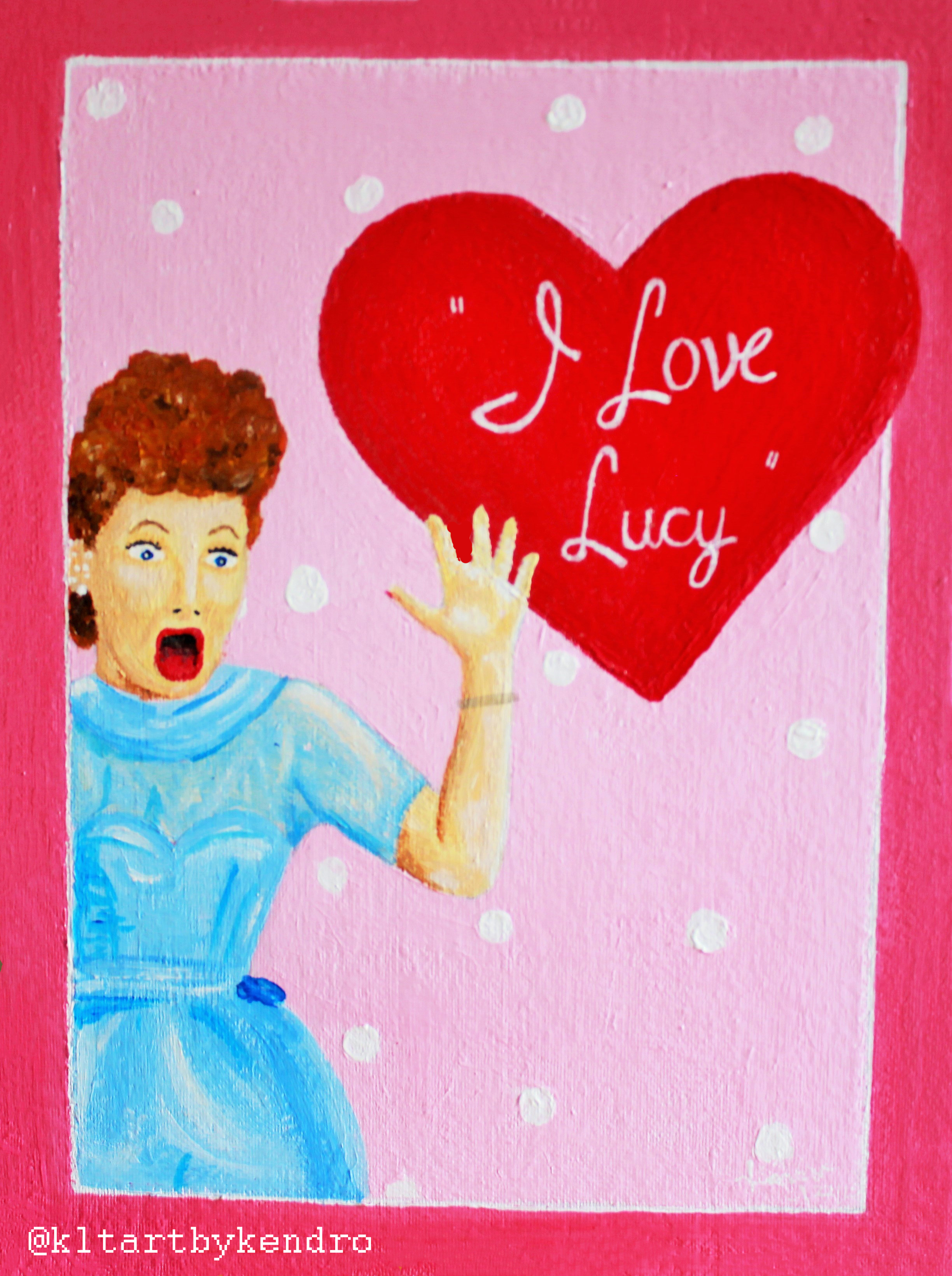 """""""I Love Lucy"""""""
